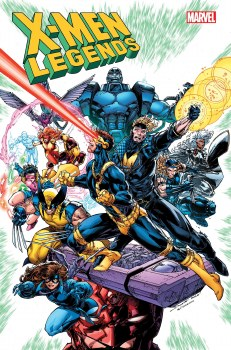 X-Men Legends #1 Poster