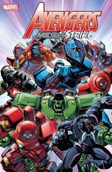 Avengers Mech Strike #1 Poster