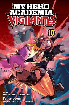 My Hero Academia Vigilantes GN