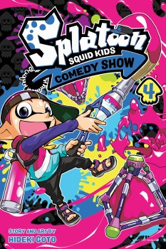 Splatoon Squid Kids Comedy Show GN VOL 04