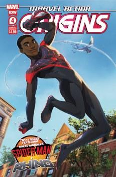 Marvel Action Origins #4 (of 5