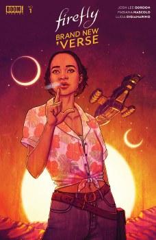 Firefly Brand New Verse #1 (of 6) Cvr D 25 Copy Incv Frison