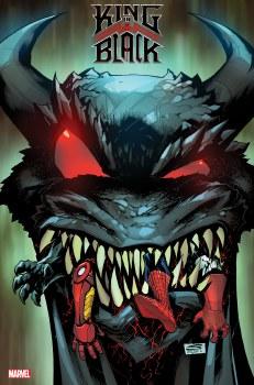 King In Black #5 (of 5) Sandoval Dragon Var