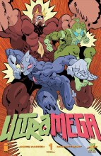 Ultramega By James Harren #1 Cvr B Moore (Mr)