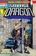 Savage Dragon #258 Cvr B Retro 70s Trade Dress (Mr)