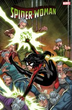 Spider-Woman #10 Ron Lim Var
