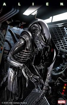 Alien #1 Larroca Var
