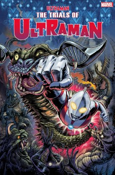 Trials of Ultraman #1 (of 5) Frank Var