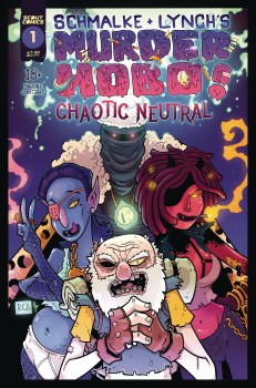 Murder Hobo Chaotic Neutral #1