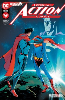 Action Comics #1029 Cvr A Hest