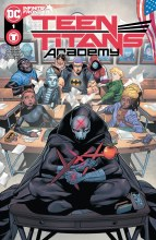 Teen Titans Academy #1 Cvr A S