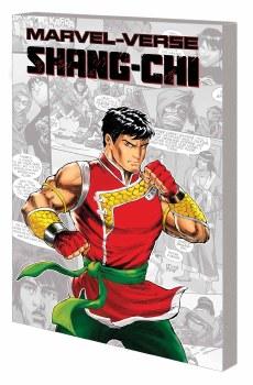 Marvel-Verse GN TP Shang-Chi