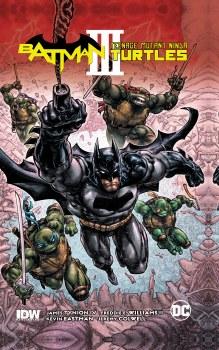 Batman Teenage Mutant Turtles Iii TP