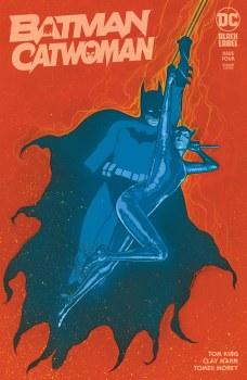 Batman Catwoman #4 Cvr C Chare
