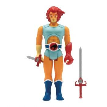 Thundercats Lion-O Toy Variant Reaction Figure