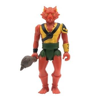 Thundercats Jackalman Toy Variant Reaction Figure