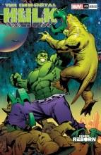 Immortal Hulk #45 Pacheco Reborn Var
