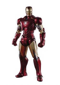 Avengers Battle of New York Iron Man Mk6 S.h.figuarts Action Figure