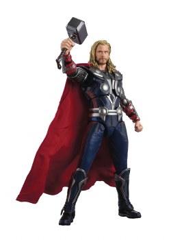 Avengers Thor Avengers Assemble S.h.figuarts Action Figure