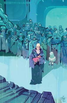Origins #6 (of 6) Cvr A Rebelk
