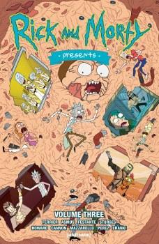 Rick and Morty Presents TP VOL