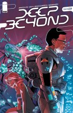 Deep Beyond #3 (of 12) Cvr A Broccardo