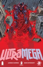 Ultramega By James Harren #2 Cvr B Bertram (Mr)