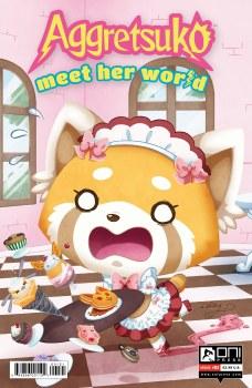 Aggretsuko Meet Her World #1 Cvr B Starling