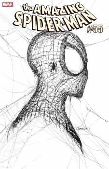 Amazing Spider-Man #55 2nd Ptg Gleason Ratio Var