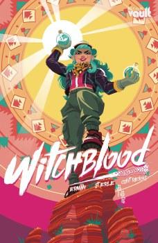 Witchblood #1 Cvr D Yoshitani 15 Copy Var