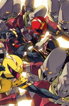 Power Rangers #7 Cvr E 15 Copy Incv Di Nicuolo (C: 1-0-0)