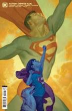 Action Comics #1030 Cvr B Tedesco Cardstock Var