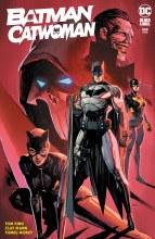 Batman Catwoman #5 Cvr A Mann