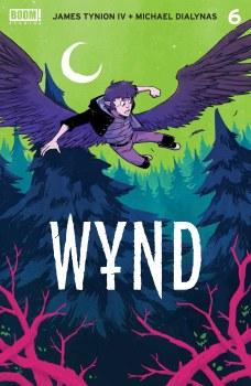 Wynd #6 Cvr A Dialynas