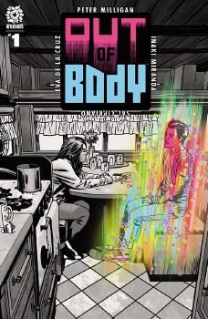 Out of Body #1 15 Copy Adlard