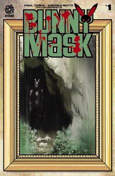 Bunny Mask #1 Adlard 15 Copy Incv Var