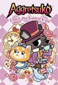Aggretsuko Down the Rabbit Hol