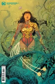 Wonder Girl #1 Cvr B Evely Cardstock Var