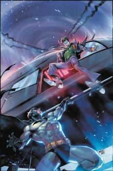 Legends O/T Dark Knight #1 Cvr B Marquez Cardstock Var