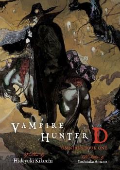 Vampire Hunter D Omnibus TP VOL 01 (C: 0-1-2)