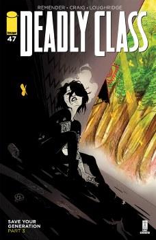Deadly Class #47 Cvr A Craig & Wordie (Mr)