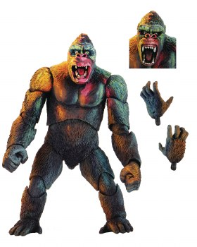 King Kong Illustrated Ver Ultimate 7in Action Figure