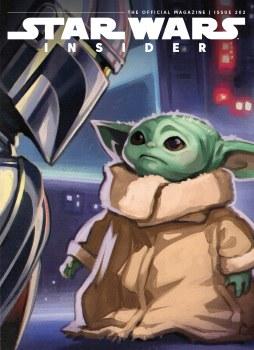 Star Wars Insider #202 Foc Cvr