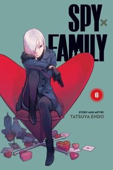 Spy X Family GN VOL 06 (C: 0-1-2)