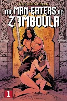 Cimmerian Man-Eaters of Zamboula #1 Cvr A Paquette