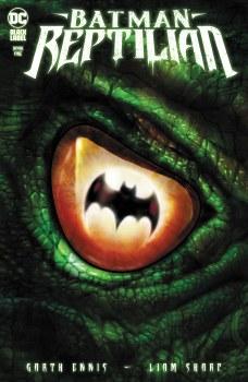 Batman Reptilian #1 Cvr A Sharp