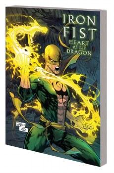 Iron Fist TP Heart of Dragon