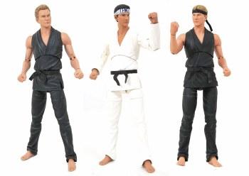 Sdcc 2021 Cobra Kai Deluxe Action Figure Box Set