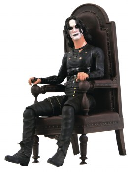 Sdcc 2021 The Crow Deluxe Action Figure