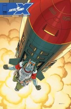 Skybound X #3 Cvr B Walker (Mr